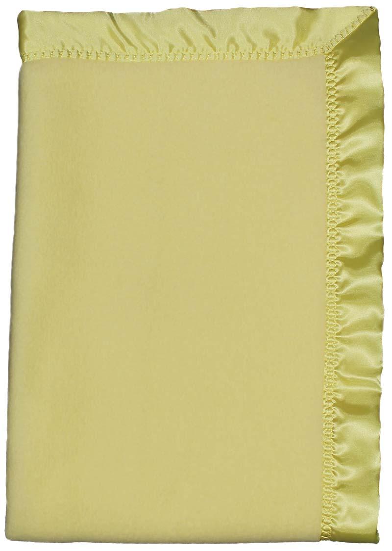 r1405 yellow fleece crib blanket raindrops baby