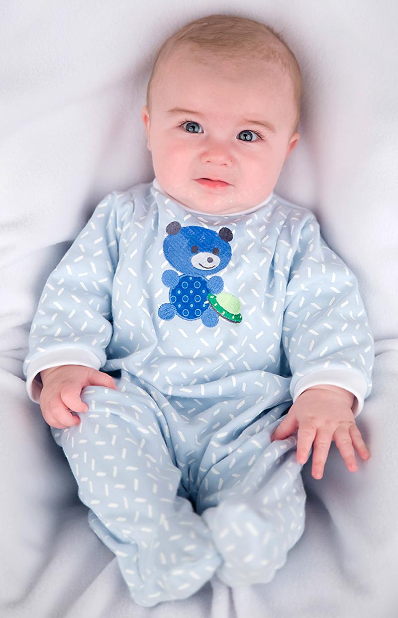 Welcome Home Baby Boy Medium Gift Set - Raindrops Baby