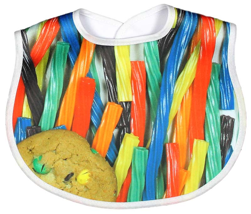Sugar Rush Bib