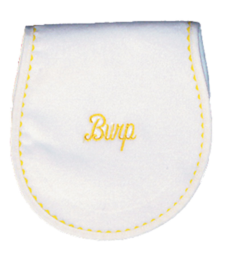 """Burp"" Unisex Burp Cloth"
