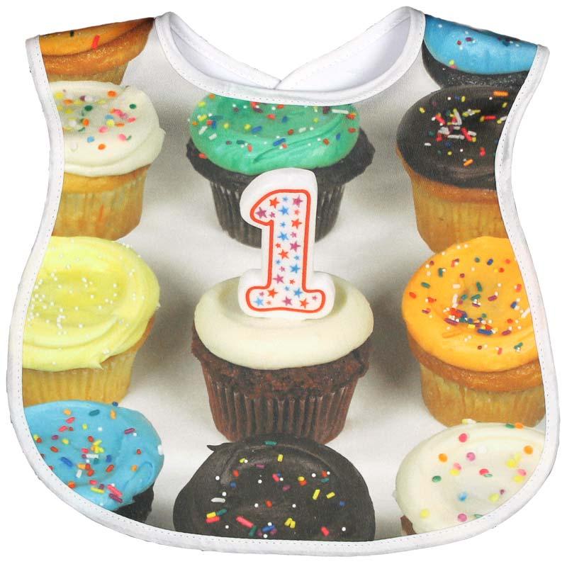 """My First Birthday"" Bib"