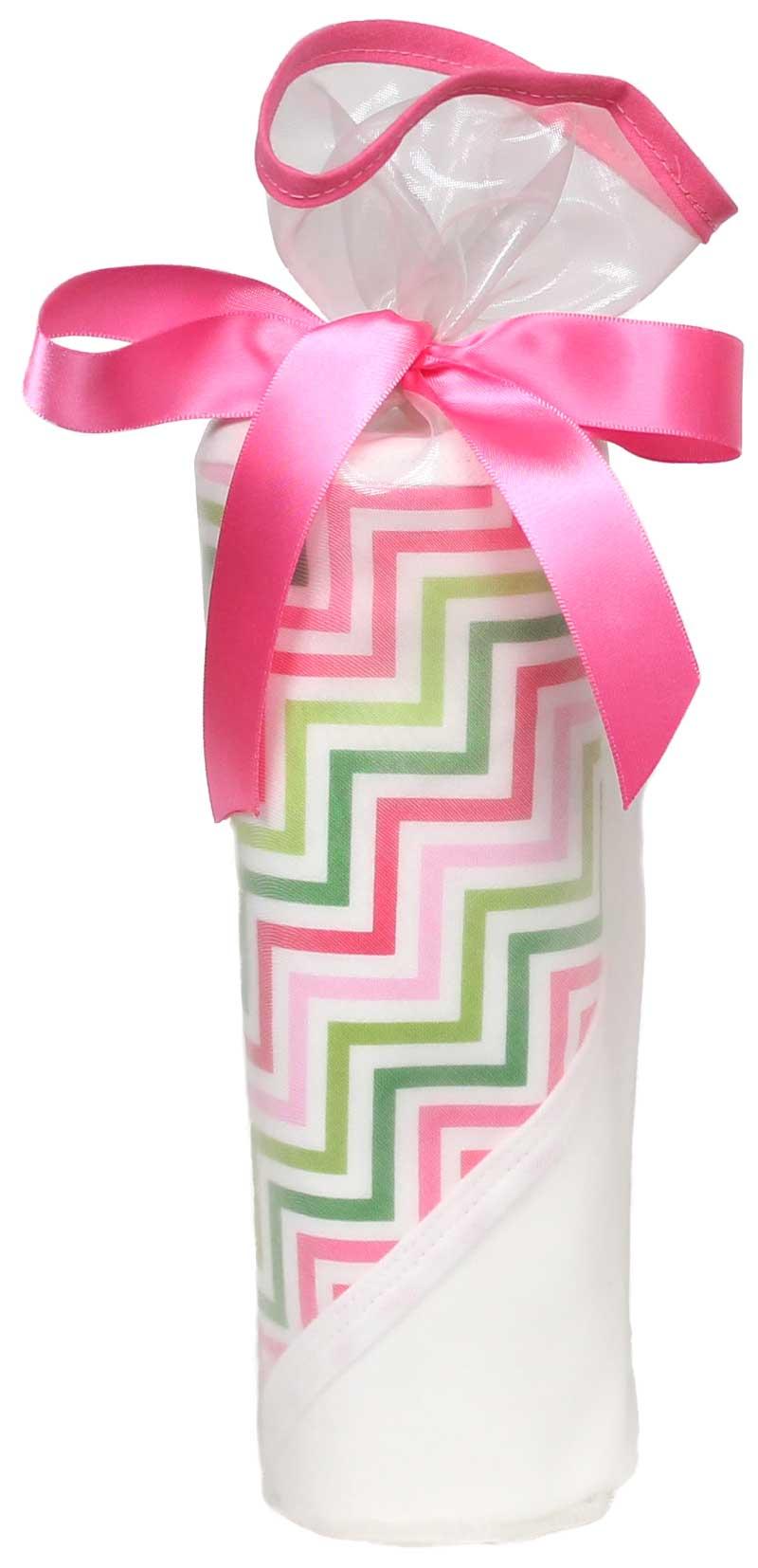 Treasured Multi Chevron Blanket Girl Gift Set