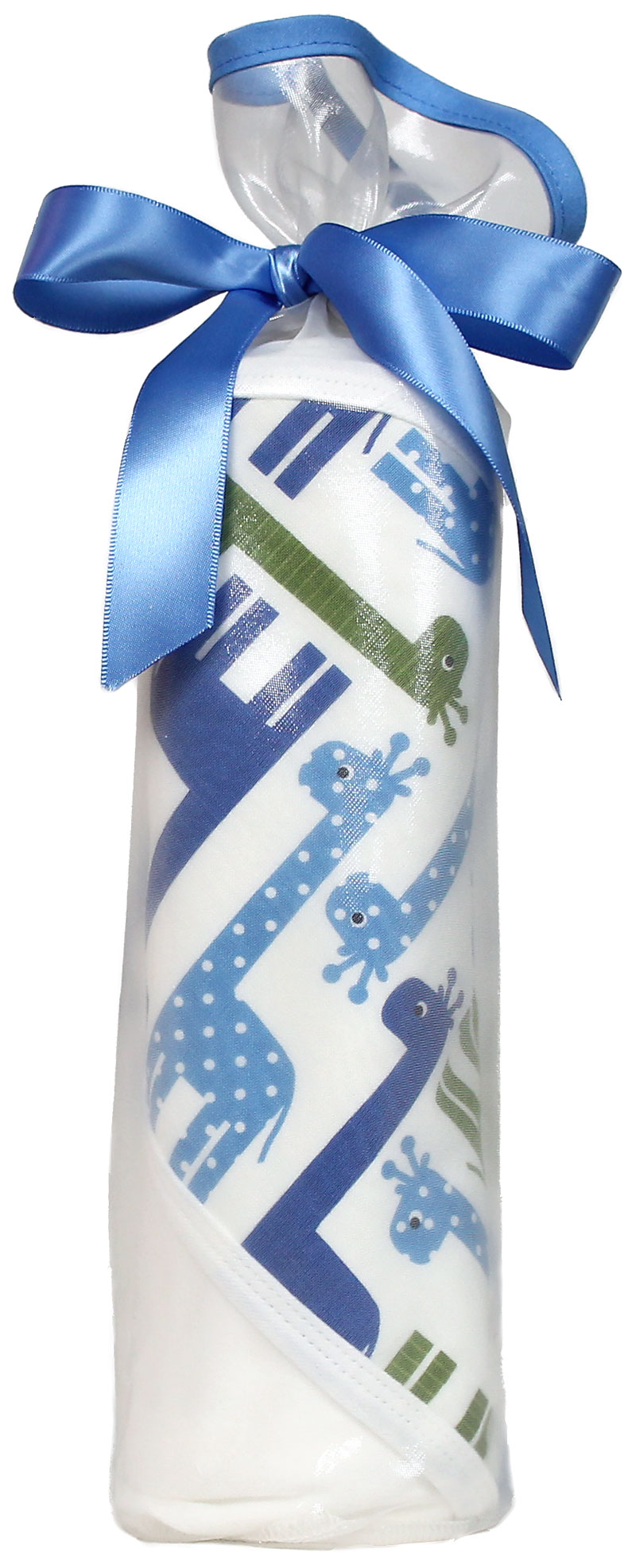 Treasured Giraffe Blanket Boy Gift Set