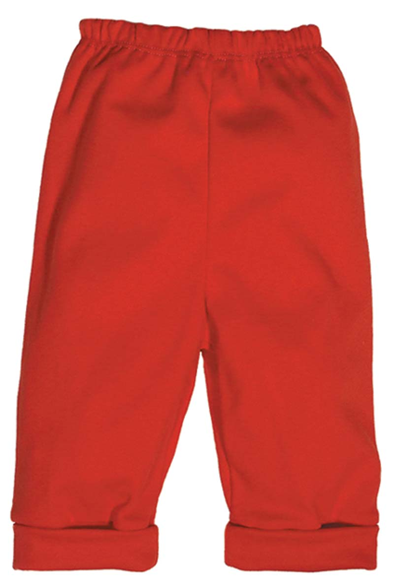 Unisex Red Pant