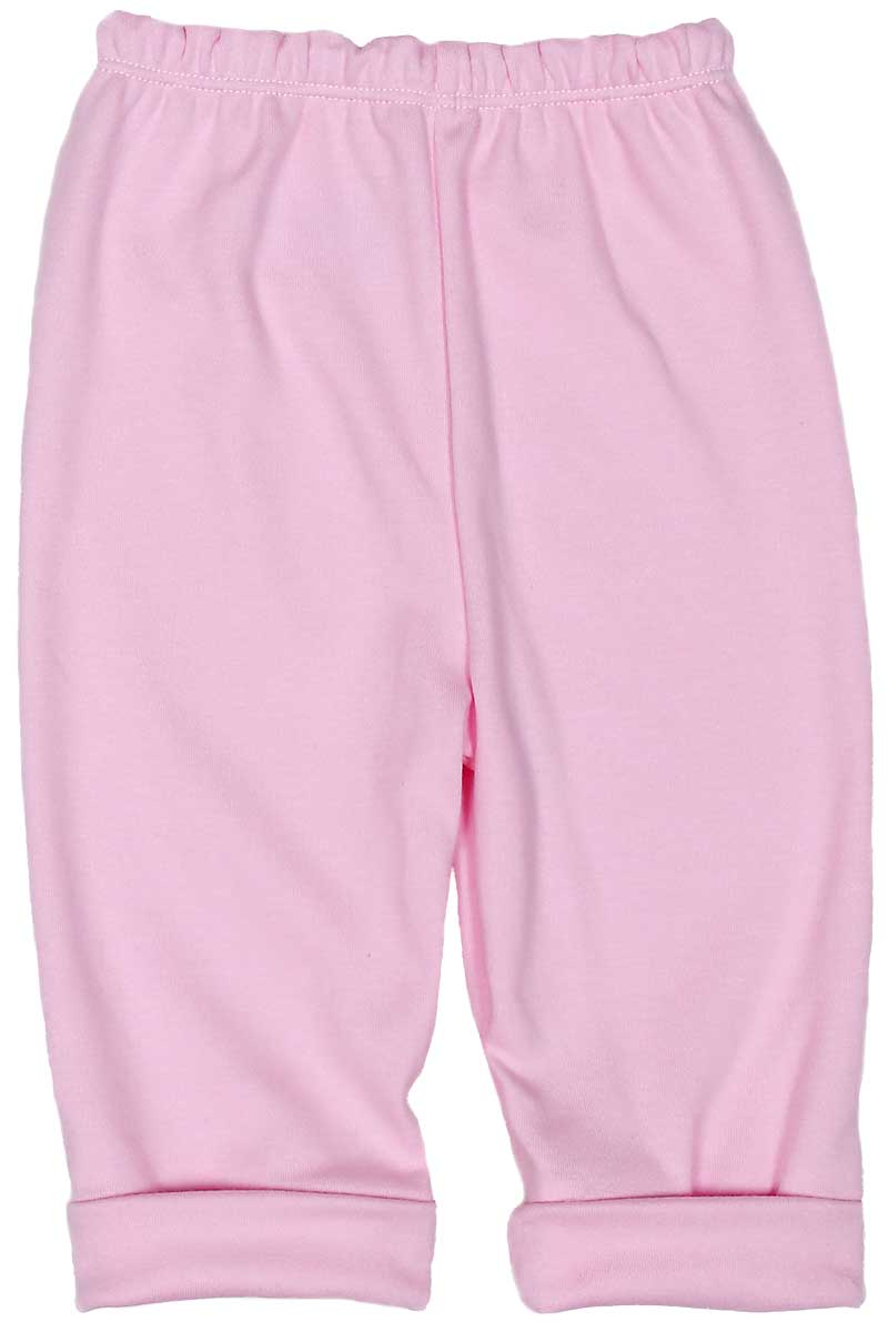 Pink Cotton Girl Pant
