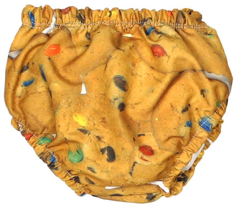 Warm Cookies Diaper Cover