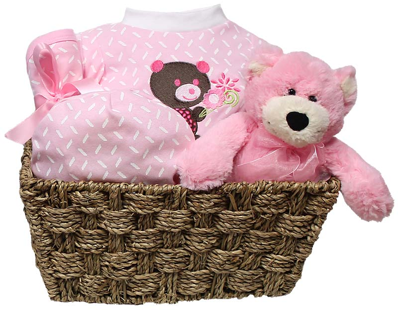 Welcome Home Small Girl Gift Set