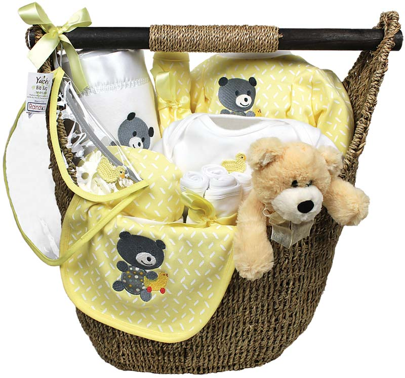 Welcome Home Baby Large Unisex Gift Set