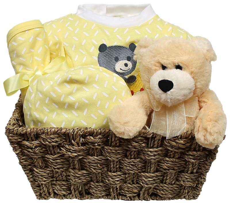 R33228 Unisex Welcome Baby Small Gift Set