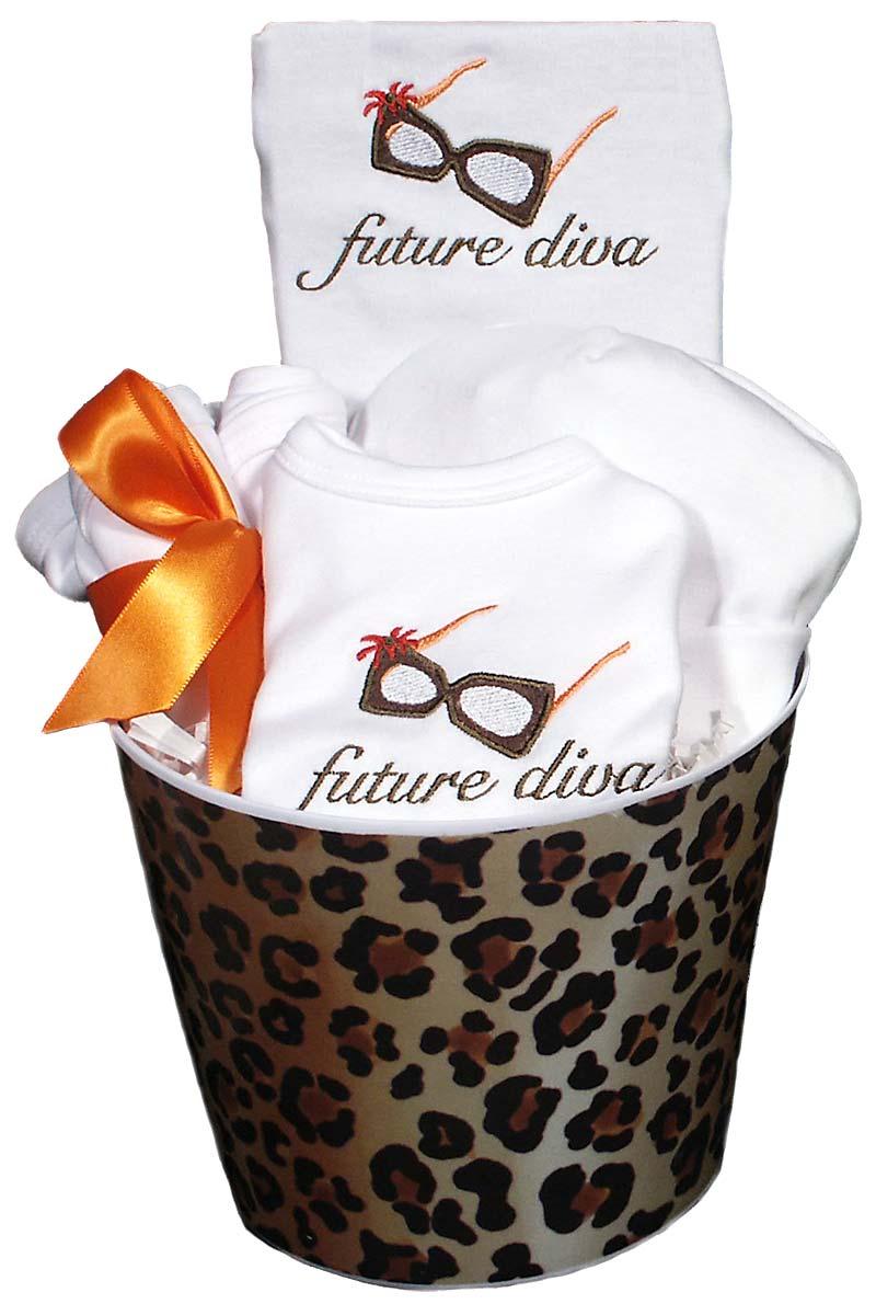 Future Diva Glasses Baby Accessory Girl Gift Set