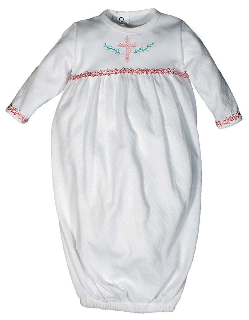 Girl Christening Party Gown