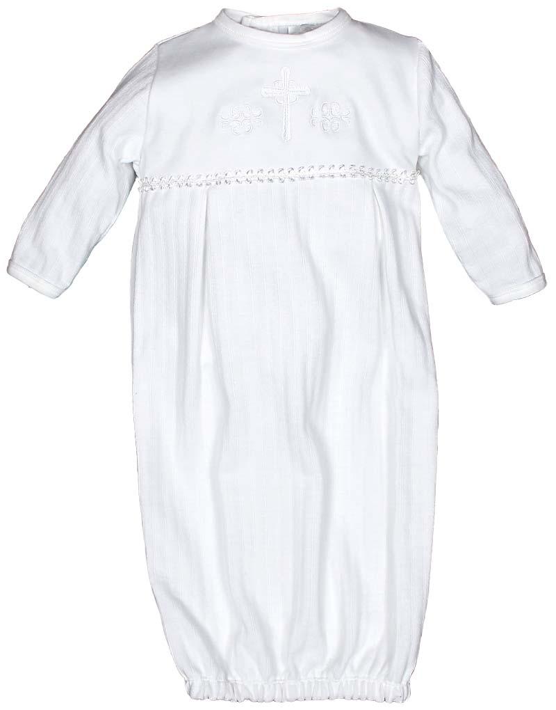 Quartz Christening Party Unisex Gown