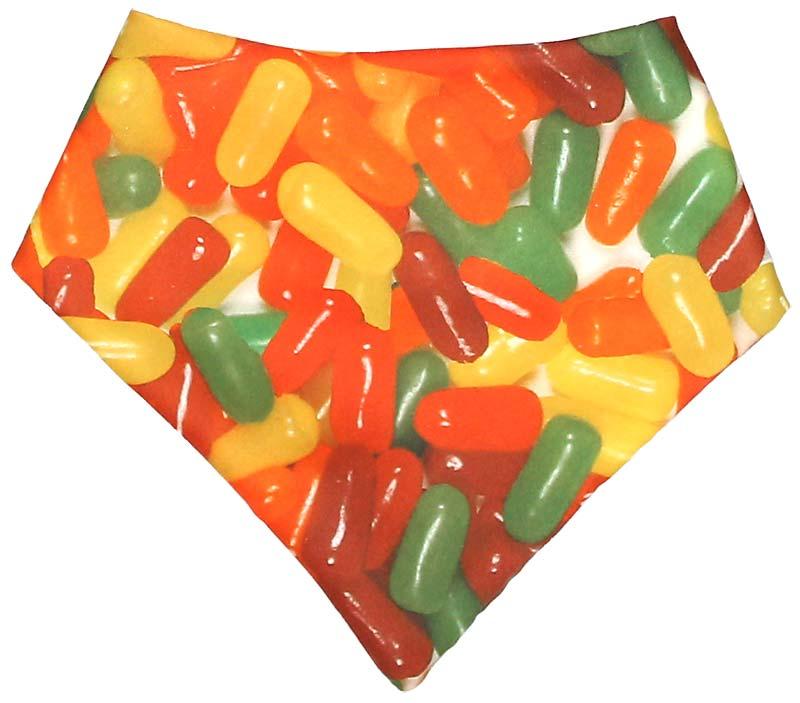 Candylicious Bandana Bib