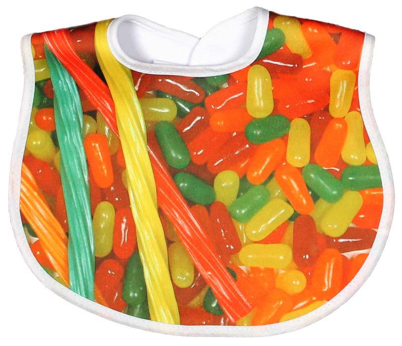 Candylicious Bib