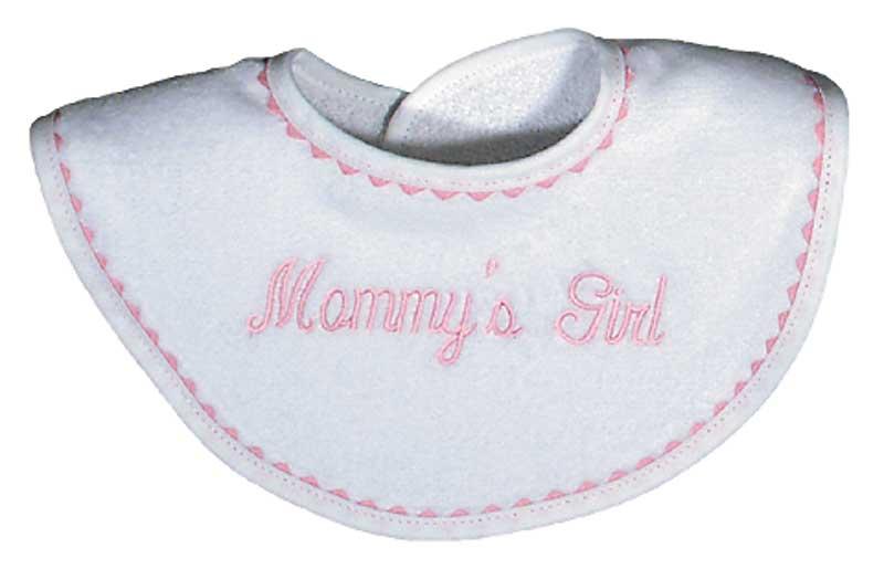 """Mommy's Girl"" Bib"