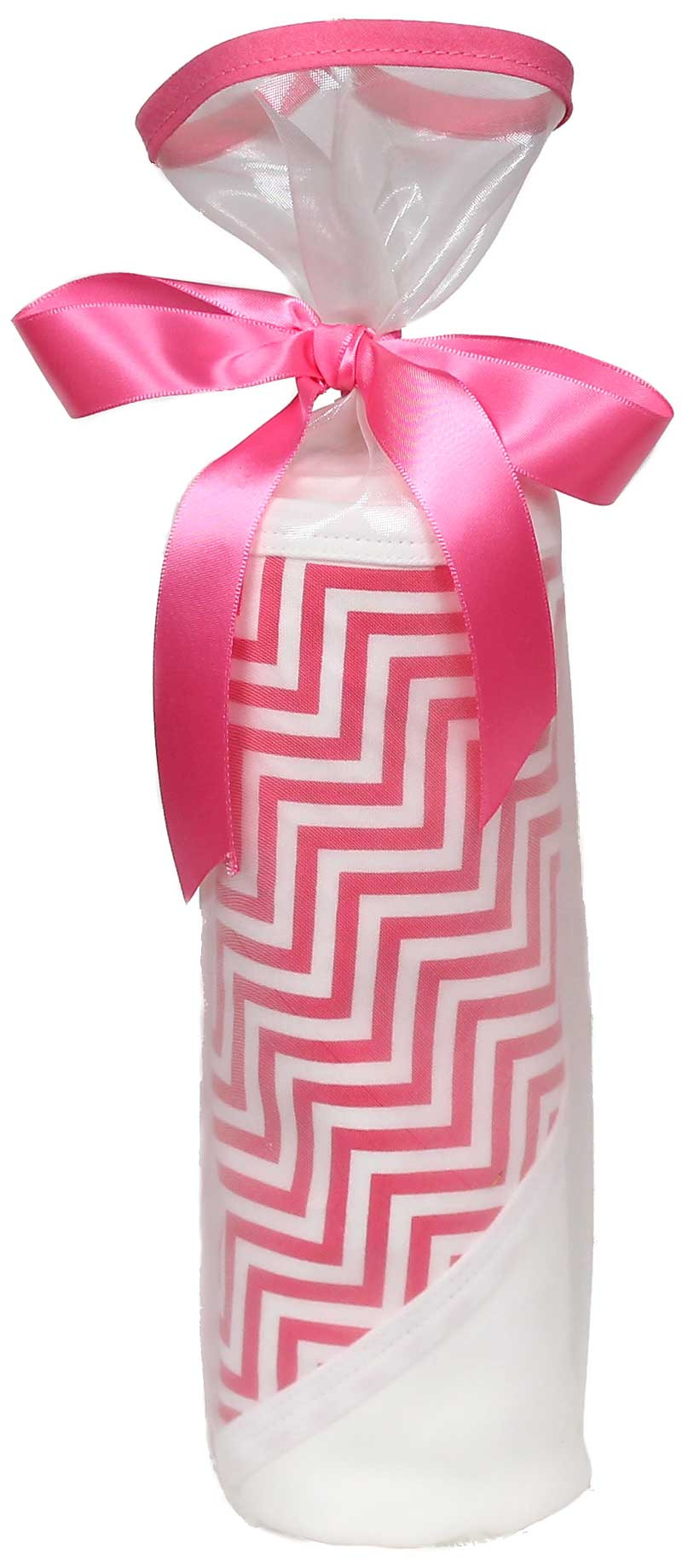 Treasured Cotton Candy Chevron Blanket Gift Set
